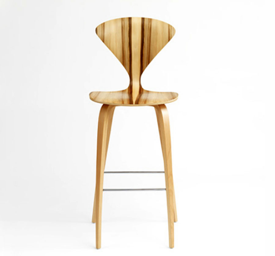 Molded plywood chairs by cherner chair beautiful chair for Beautiful designer chairs
