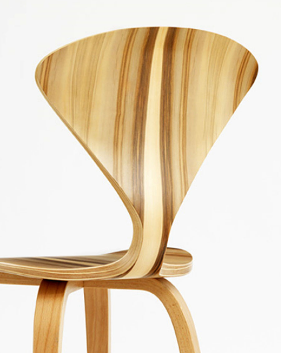 Molded Plywood Chairs by Cherner Chair | Beautiful Chair Designs | Aya ...