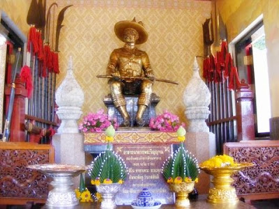 King Taksin Shrine