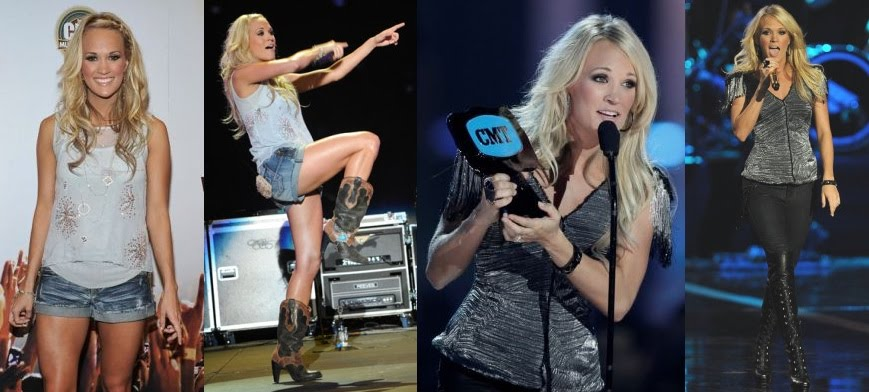 Carrie Underwood's PRVCY Jeans