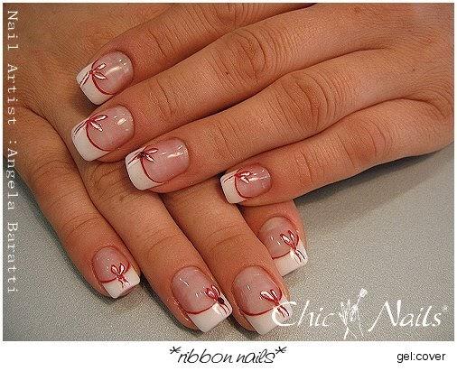 Idee di nail art su unghie ricostruite: creazioni delicate ...