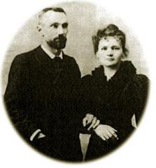 Marie e Pierre Curie