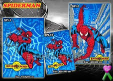 Blanket Spiderman 140x200