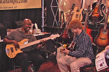 Jammin' at NAMM