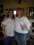 Me and my sister, Teresa