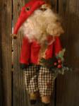 """13.5"""" Mini Santa Doll"""