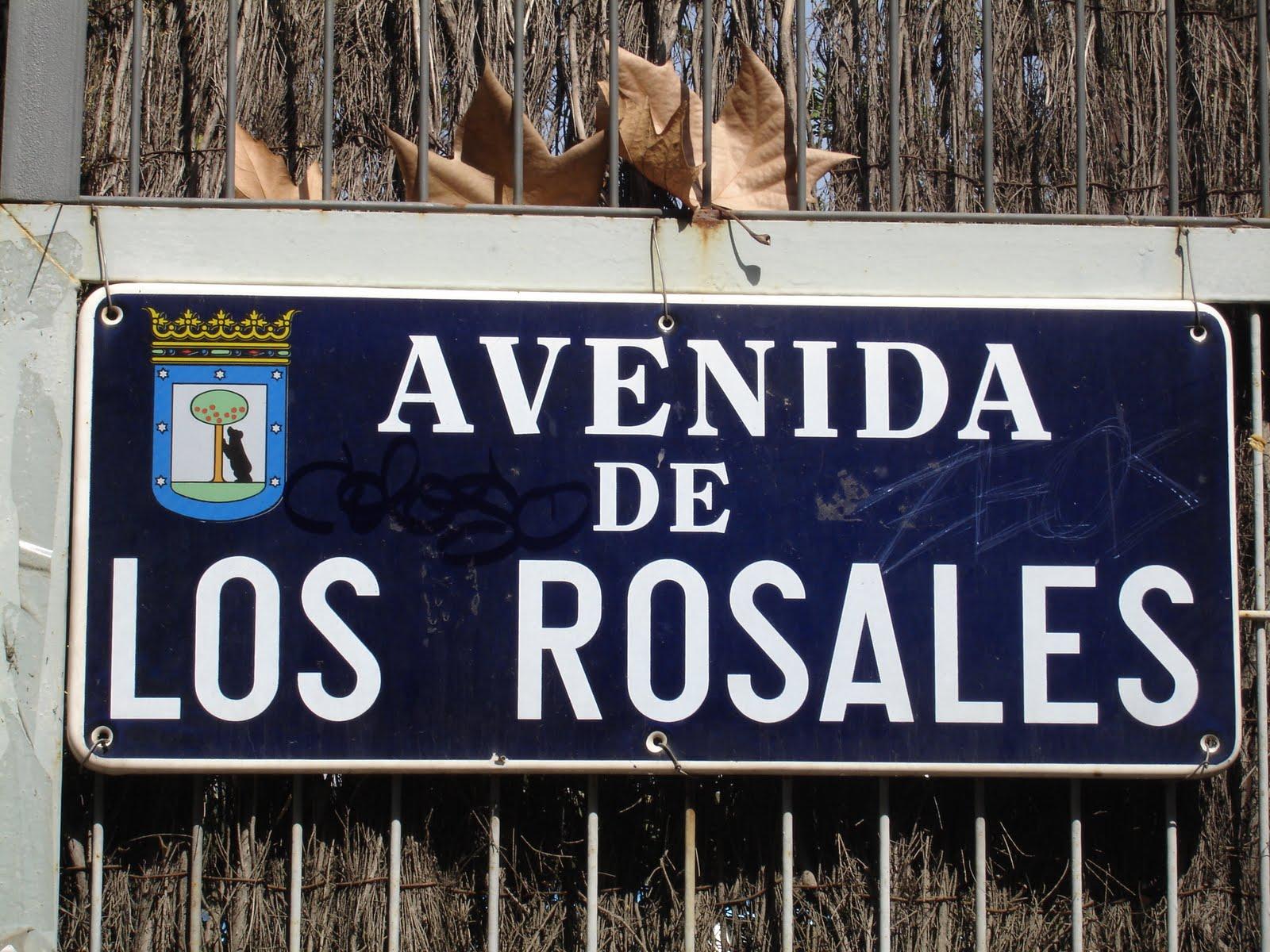 La remodelación incompleta de la Avenida de Los Rosales