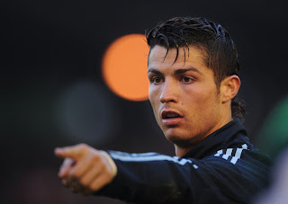 Whatever hair style Cristiano Ronaldo went for, he added individuality in it
