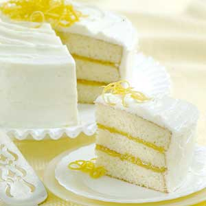 Cooking In My High Heels: Easy Lemon Chiffon Cake