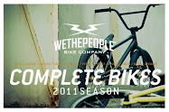 BIKES WETHEPEOPLE 2011