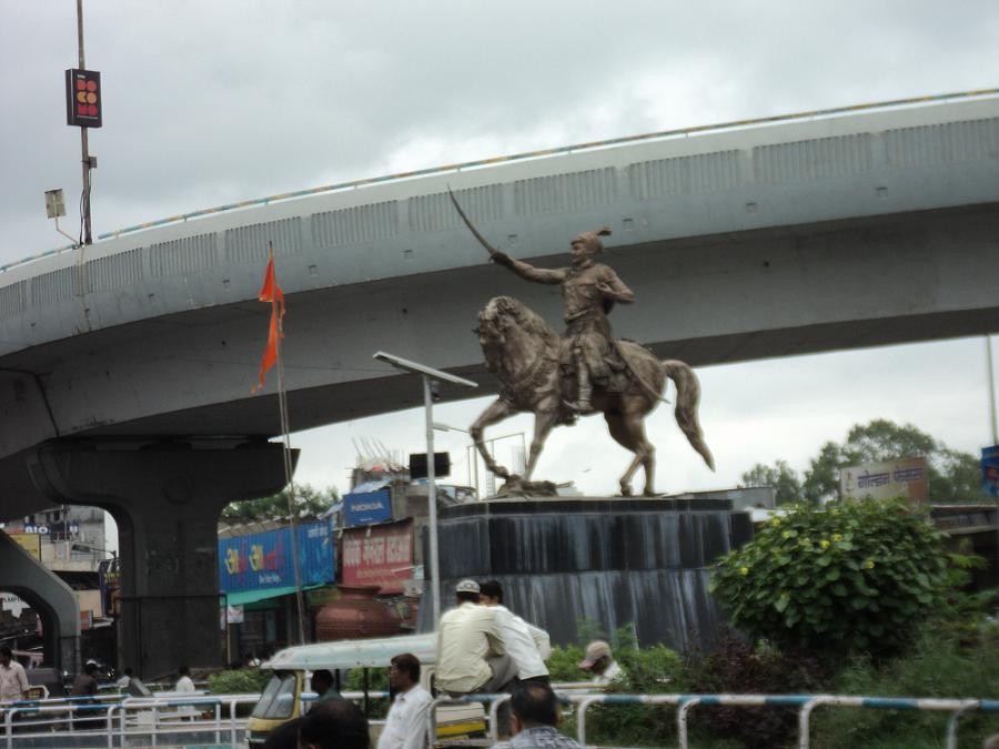 Latur City Latur Fly Over