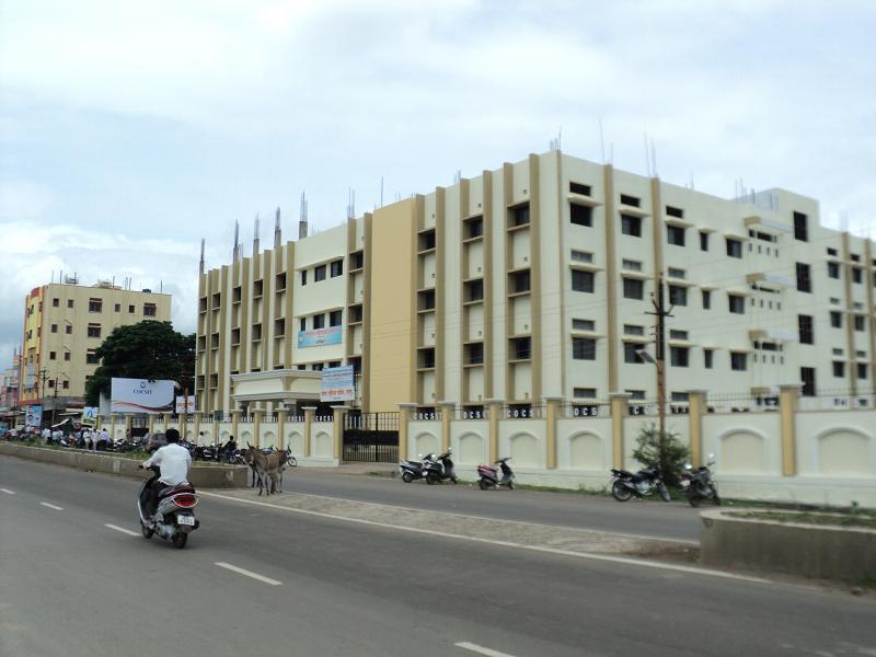 Latur City New Cocsit College In Latur