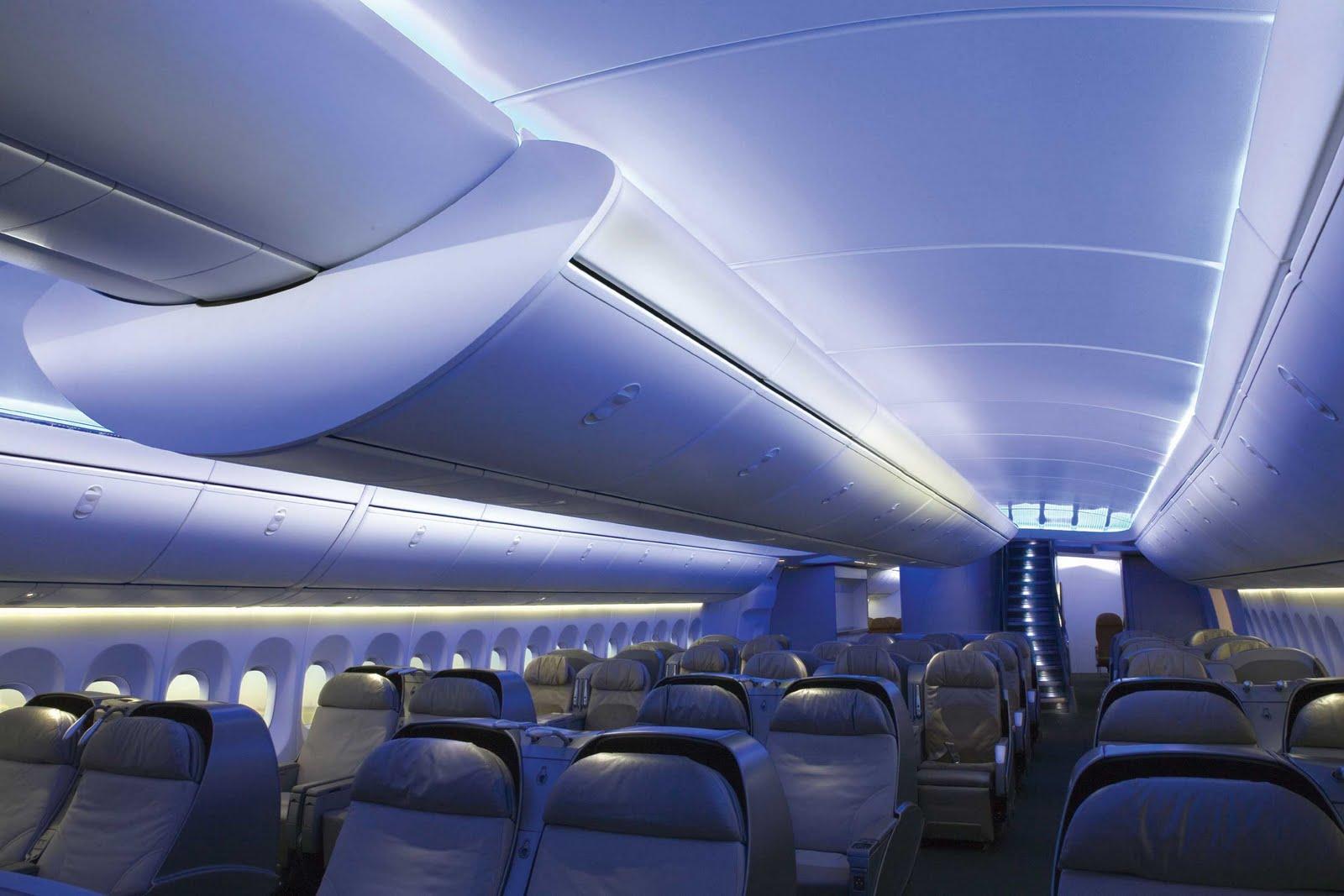 Cengiz kaya yeni boeing 747 8 jumbo u a fabrikadan kt for Interieur 747