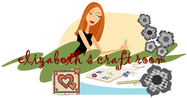 elizabeth's craft room