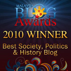 MALAYSIA BLOG AWARDS