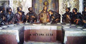 ÚLTIMA CEIA JESUS