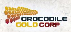 Crocodile Gold Corp. Logo