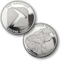 Pan American Silver Round - 1 Ounce