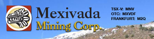 Mexivada Mining Corp. (MNV.V) - Gold-Silver, Diamond, Tellurium, Molybdenum and Uranium prospects in Nevada, Mexico, and the ROC Republic of Congo (Brazzaville)