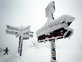 101879 salju Foto Foto Keindahan Badai Salju di Eropa