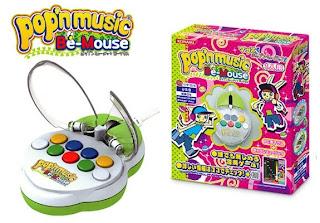 Konami Pop'n Music BeMouse