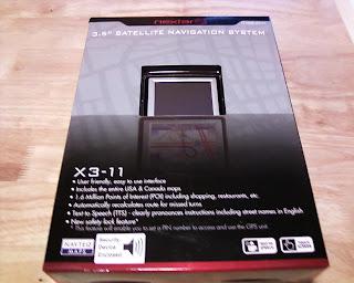 Nextar X3-11 GPS