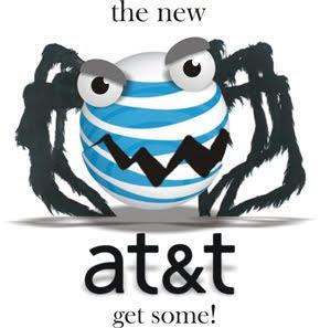 AT&T Parody Logo