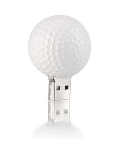 golf ball usb key