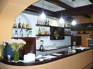 Hotel San Agustin Colonial, Lima, bar