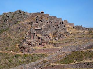 Qalla Qasa, Inca Pisac