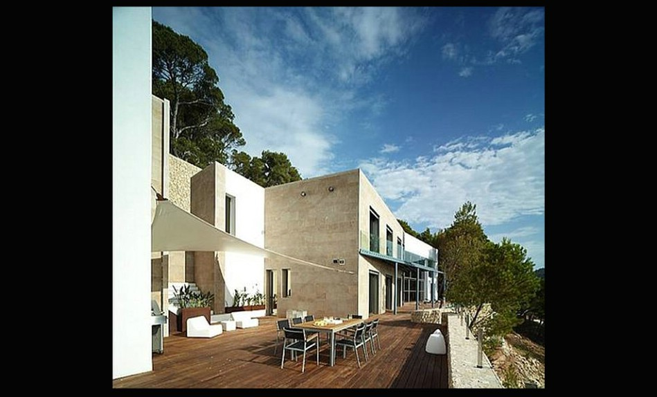 La foto olvidada de ayer 10 espectaculares casas en venta en espa a - Casas espectaculares en espana ...