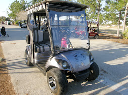 Our New Golf Cart
