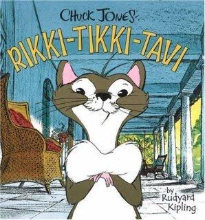 rikki tikki tavi Rikki-tikki-tavi er et desmerdyr ud over det sædvanlige, og her tager forfatteren rudyard kipling børnene med på et fantastisk eventyr rikki-tikki-tavi handler om desmerdyret af samme navn.
