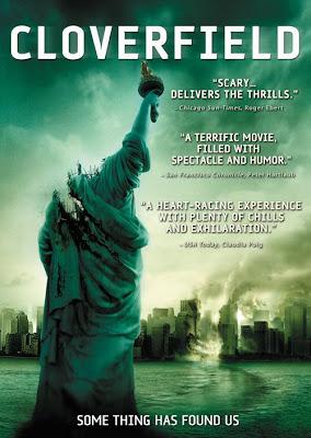 Cloverfield DVD Artwork