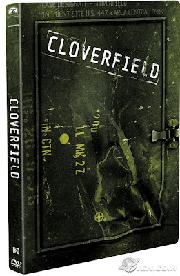 Cloverfield Special Edition DVD Packaging