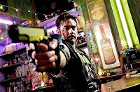 Jeffrey Dean Morgan Comedian in Watchmen
