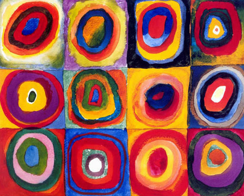 Studio 220: Kandinsky Study Part One