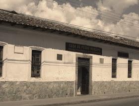 La casa más histórica de Ibarra - Ecuador