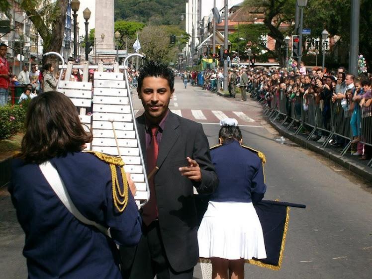 Desfile de 7 de setembro!