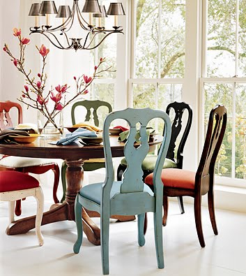 the shayne dining table at pottery barn small spaces apartment
