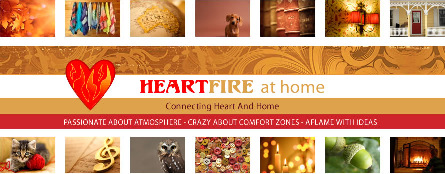 Heartfire  At  Home - Creating Interiors With Soul