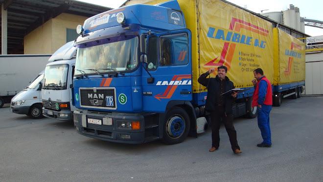 Foto e aktivitetit të Dibranit-Transport nga Gjermania dhe Europa për Kosovë,Maqedoni dhe Shqiperi