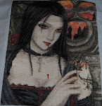 VAMPIRE's PET - White Willow Stitching