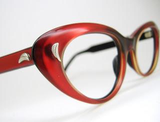 Vintage 50s Eyewear
