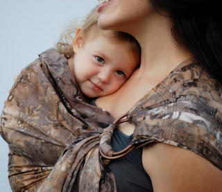 Handmade Baby Slings and Wraps by BabyEtte on Etsy