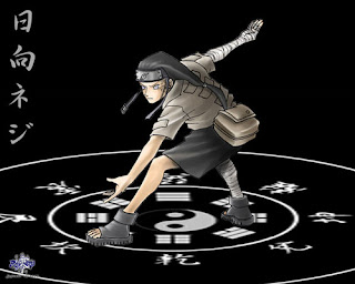 Hakke Rokujuu Yonshou Bloodline Limit Jutsu