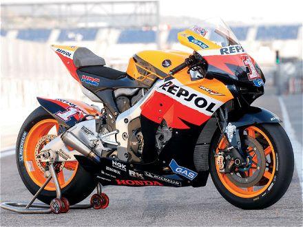 Moto GP Style