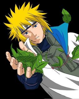 Minato Naruto Father