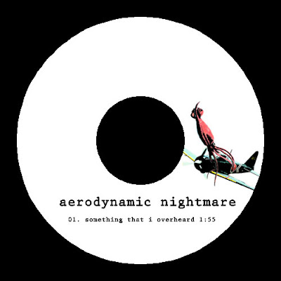aerodynamic nightmare cd label