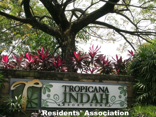 Tropicana Indah Resort Homes Residents' Association